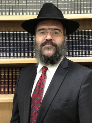 Rabbi Shmuel Attal